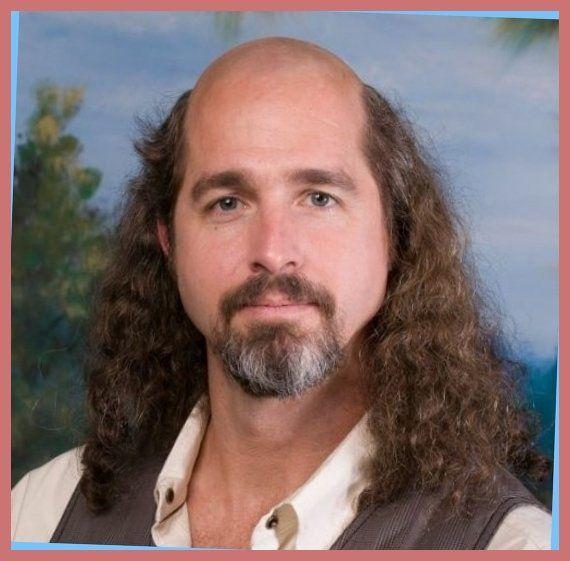 Long Hairstyles For Balding Men