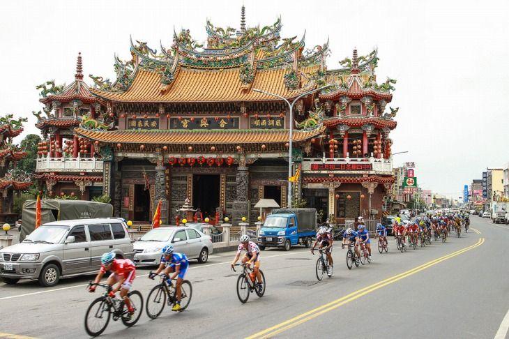 Tour de Taiwan 2013 Stage 3