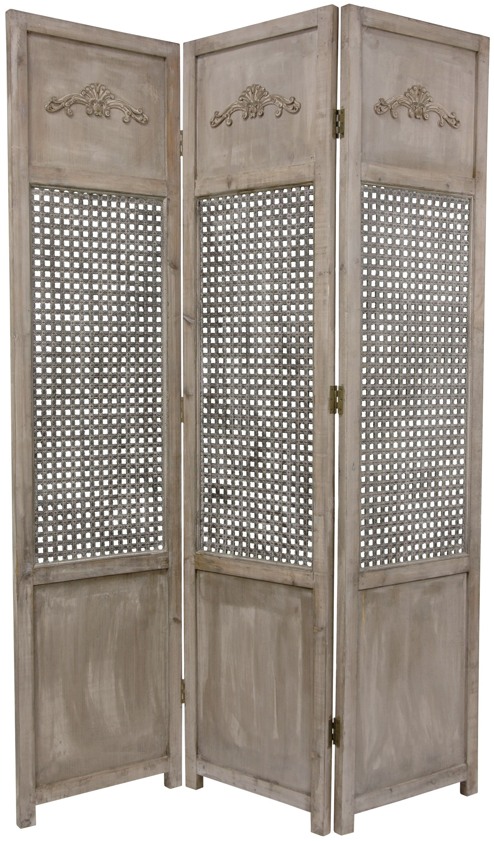 6 Ft Tall Open Mesh Room Divider Free Shipping On All Room