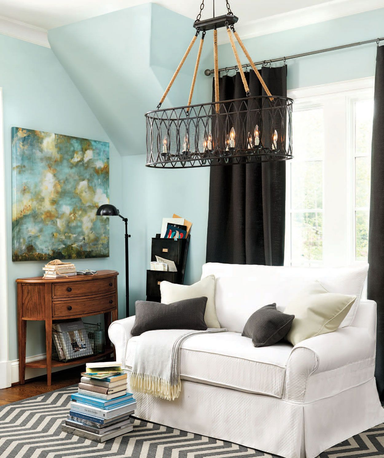A Hy Wall Color Can Really Boost The Feel Of Your E Whether It S Den Or Home Office