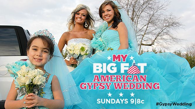 Big Fat American Gypsy Weddings | My shows!! | Pinterest | Gipsy ...