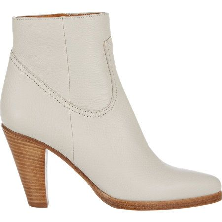 Chloé Stacked-Heel Ankle Boots at Barneys.com