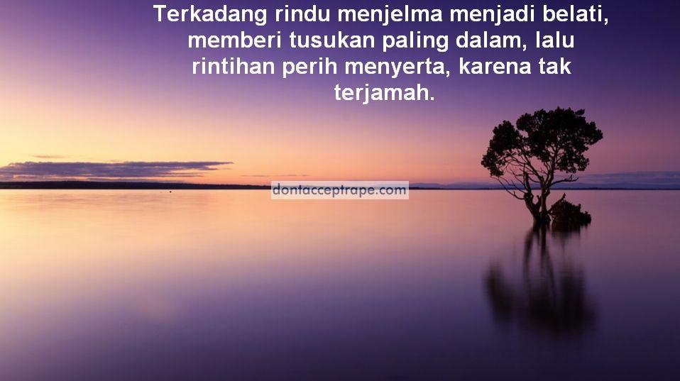 Untuk Kamu Yang Membuatku Nyaman Maschun Sofwan Ariga Channel Puisi Cinta Sejati Ungkapan Romantis Kata Kata Motivasi Kata kata cinta terhalang orang tua.