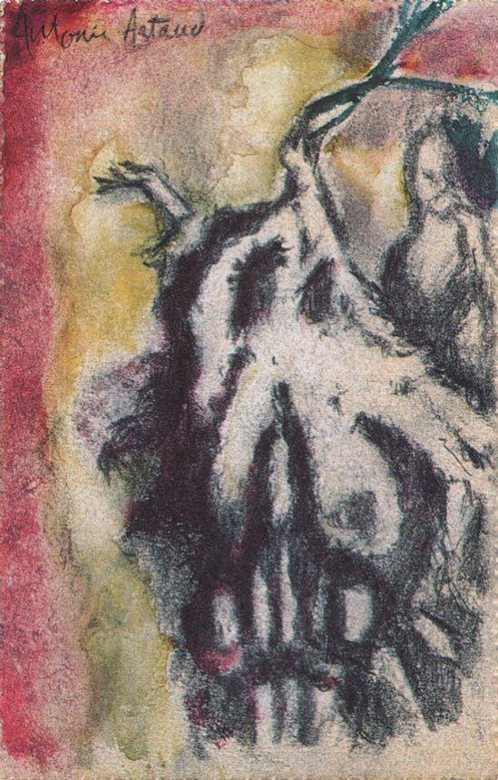 Antonin Artaud 1921