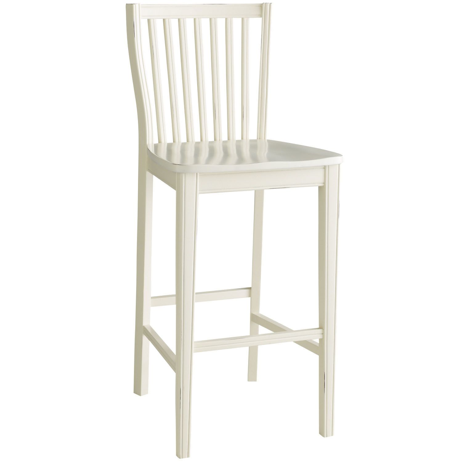 Ronan Antique White Counter & Bar Stool