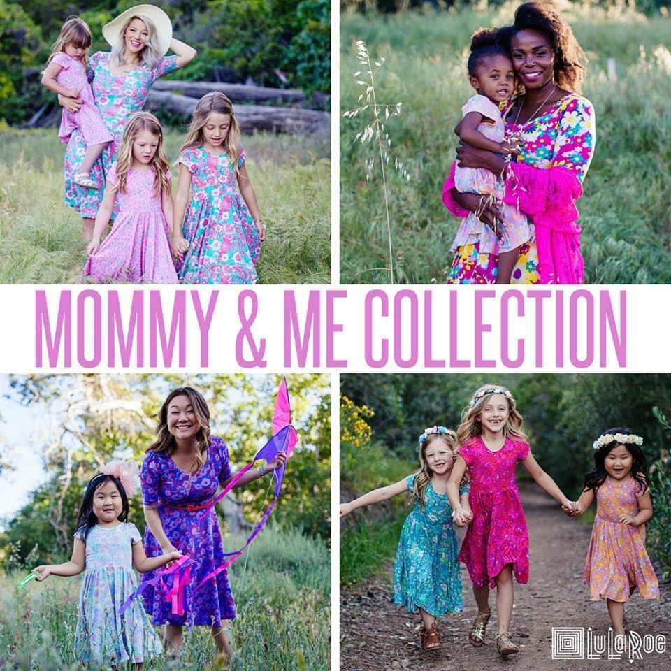 #mommyandme #lularoe Check out my fb group to shop https://www.facebook.com/groups/lularoebarbaraeby/