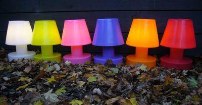 Lampe Ohne Kabel Tragbar Kabellos Akku H 28 Cm Bloom Moderne Beleuchtung Lampe Lampen