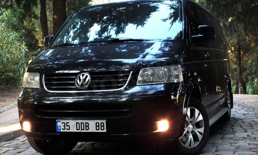 CARAVELLE CARAVELLE 1.9 TDI TRENDLINE (105) 2008 Volkswagen Caravelle CARAVELLE 1.9 TDI TRENDLINE (105)
