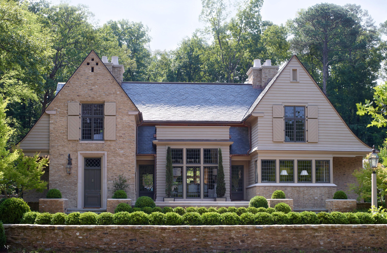 Harmonious Elegance Exterior Design Architecture Traditional House