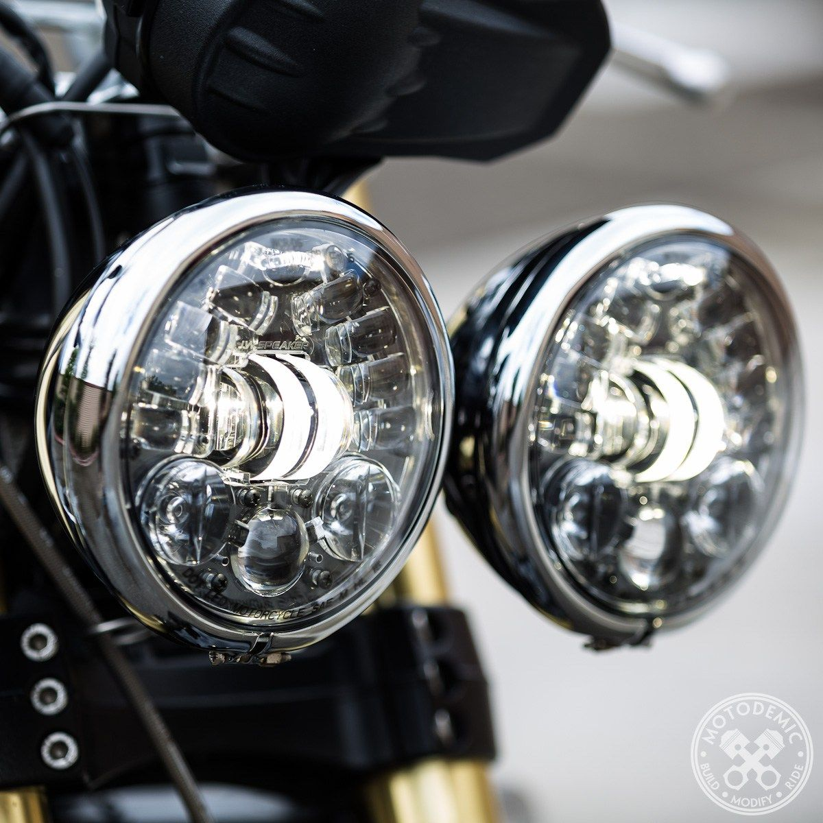 Headlight Modified Headlight Fog Lamp Auto Light Bulbs Car Motorcycle Motorbike