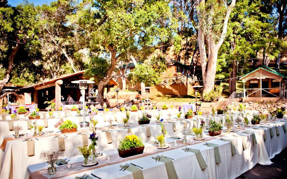 The Ranch At Bandy Canyon Weddings