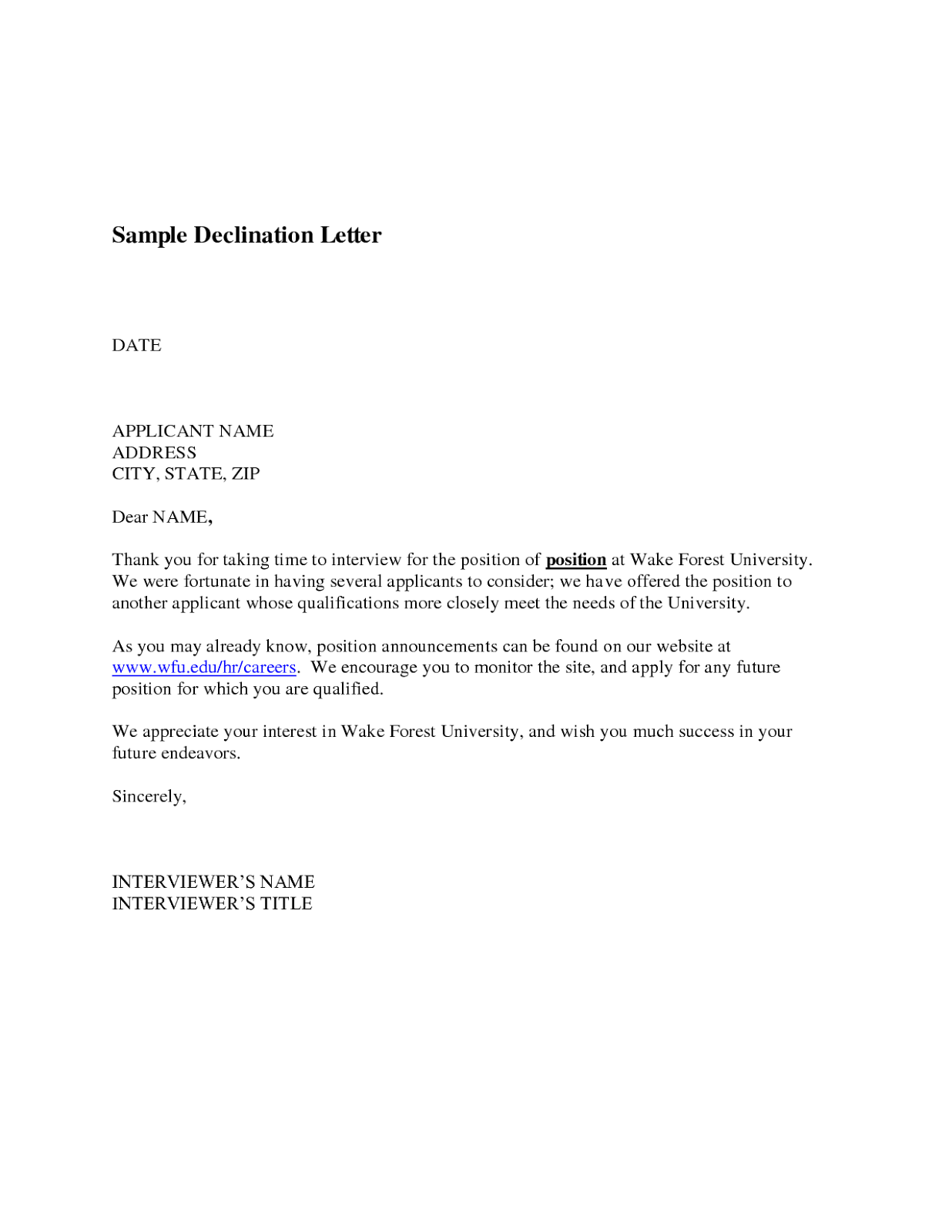 Job Posting Cover Letter Samples For Sample Letters  Home Design