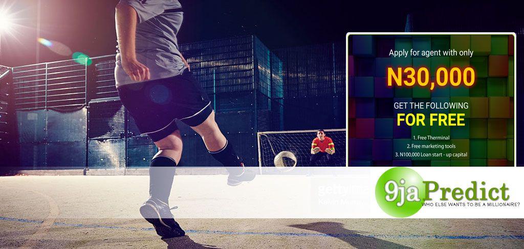 9jaPredict Nigeria Sports betting, Football match, Handball