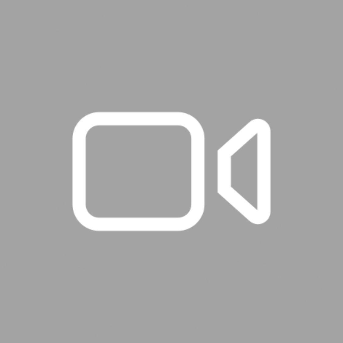 Facetime White App Logo Aesthetic Ios App Icon Design App Logo App Icon