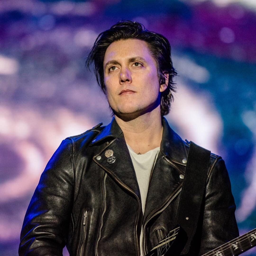 New photo of Synyster Gates at Welcome To Rockville ~ April