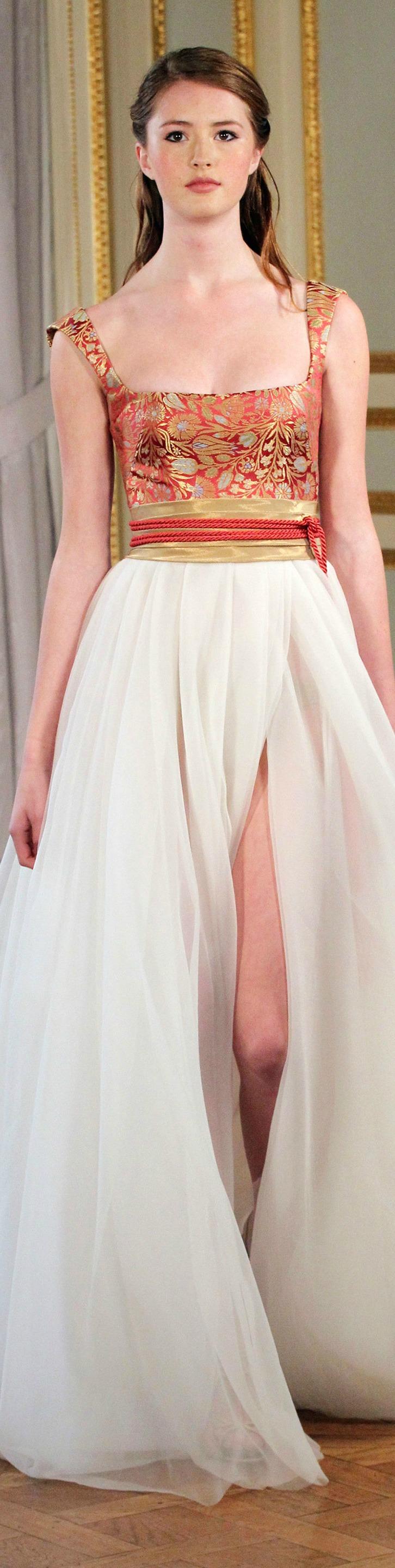 Dilek hanif haute couture ss turkish fashion designer