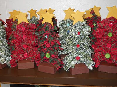 Cute Craft Idea Easy For A Group Fits My Rustic Country Christmas Theme Christmas Bazaar Crafts Country Christmas Crafts Bazaar Crafts