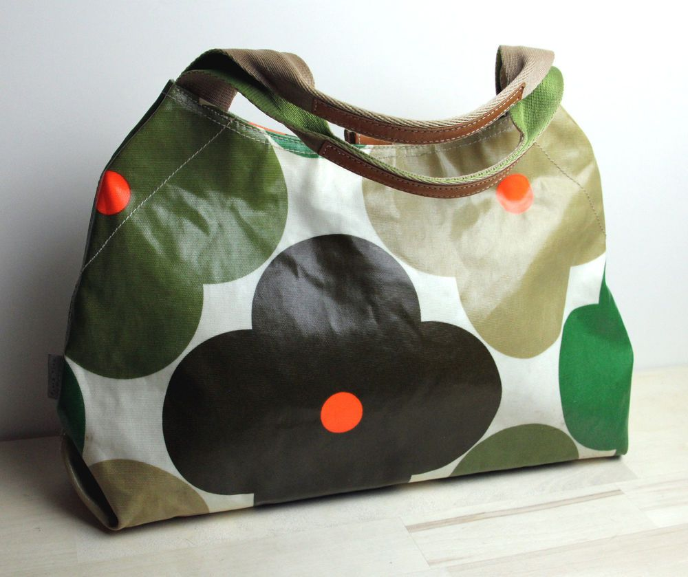 Large tote bags at target - Orla Kiely Etc Target Large Flowers Satchel Tote Hand Bag Purse