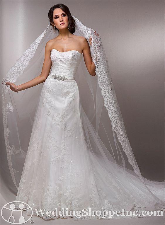 свадебные платья и фата фото