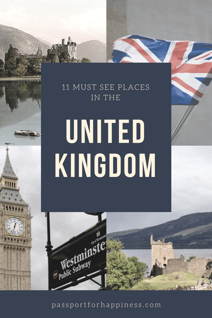 11 Places To Go In The United Kingdom Pport For Hiness