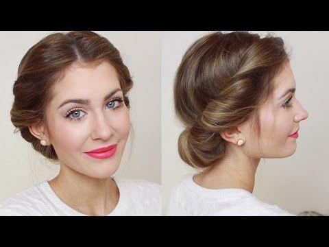 6 Alltags Frisuren Ohne Flechten Bella Youtube Hair Makeup Great Hair Diy Hairstyles