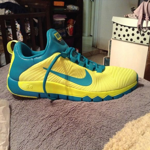 Brand new Nike shoes Brand new, never worn, in box, Nike Free Trainer 5.0, men's shoe, size 10.5 Nike Shoes Athletic Shoes