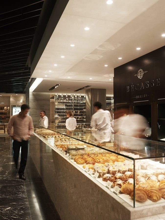 Interior Design And Architecture Magazine Exploring What S Next In Spatial Design Bakery Shop Design Bakery Interior Bakery