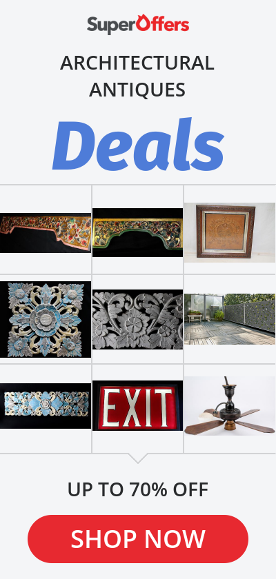 Photo of Blowout Deals On Architectural Antiques