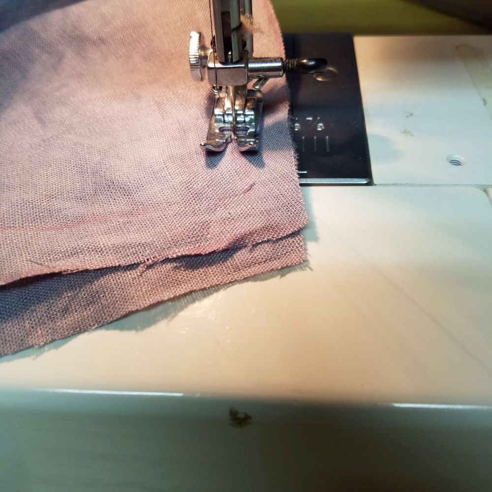 Tutorial: How to sew a linen top with no pattern – Sustainable Fashion Chat