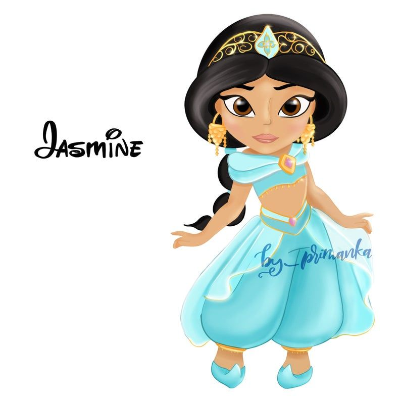 Svg Png Baby Jasmine With Tiger Aladdin Characters Coloring Etsy Aladdin Characters Illustrations Kids Kids Clipart