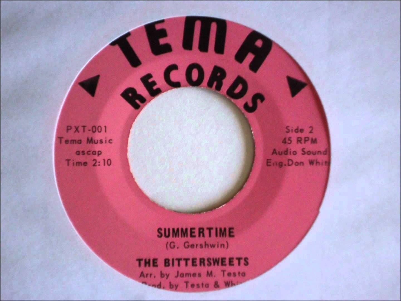 The Bittersweets Summertime Bittersweet Summertime Good Music