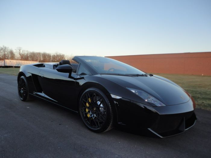 Awesome Amazing Lamborghini Gallardo Spyder Convertible AWD - Cool cars awd