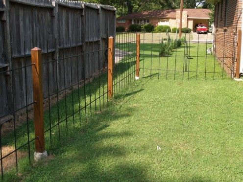 Build A Decorative Metal Rebar Fence For Your Home For Less Than