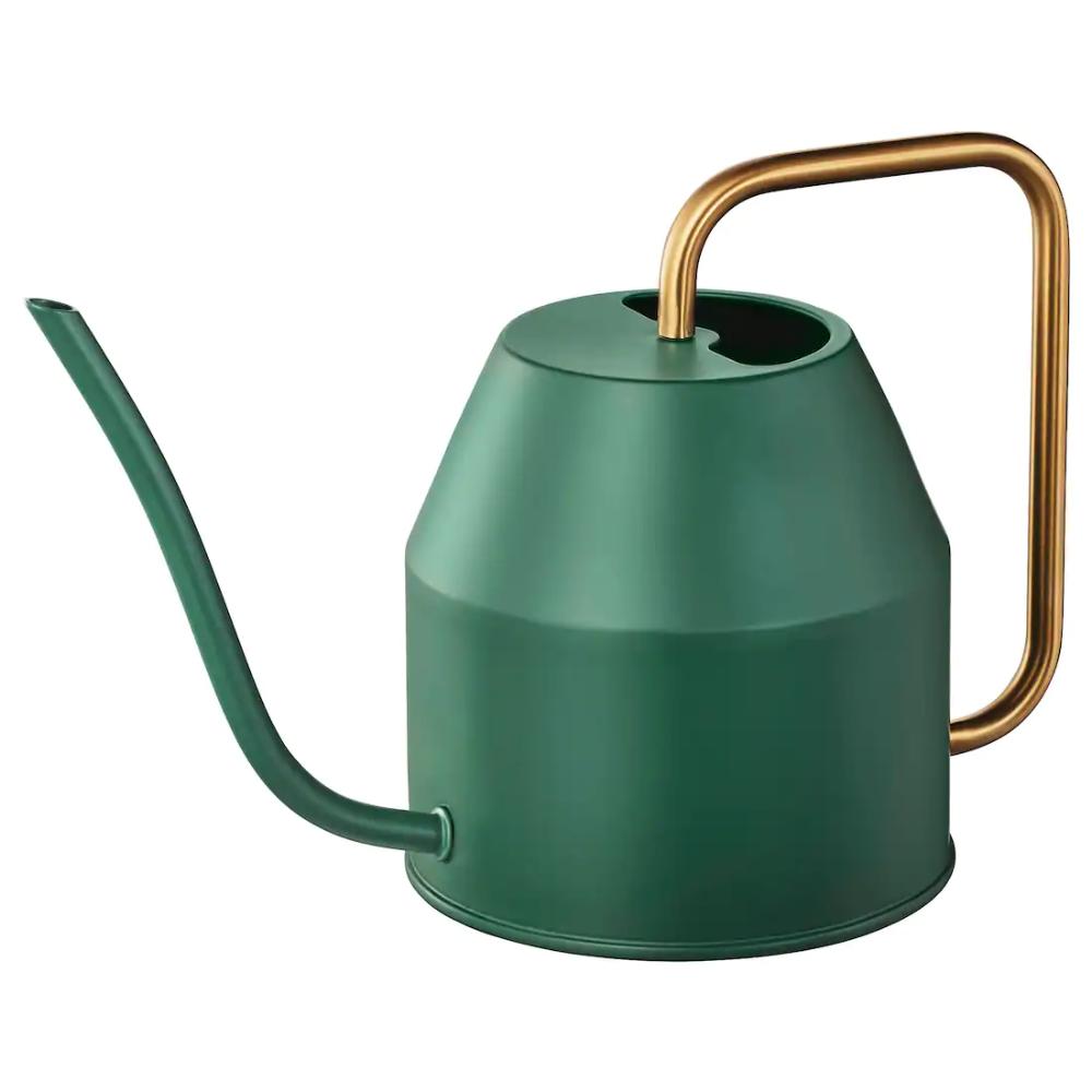 Vattenkrasse Watering Can Dark Green Ikea Watering Can Staining Wood Ikea
