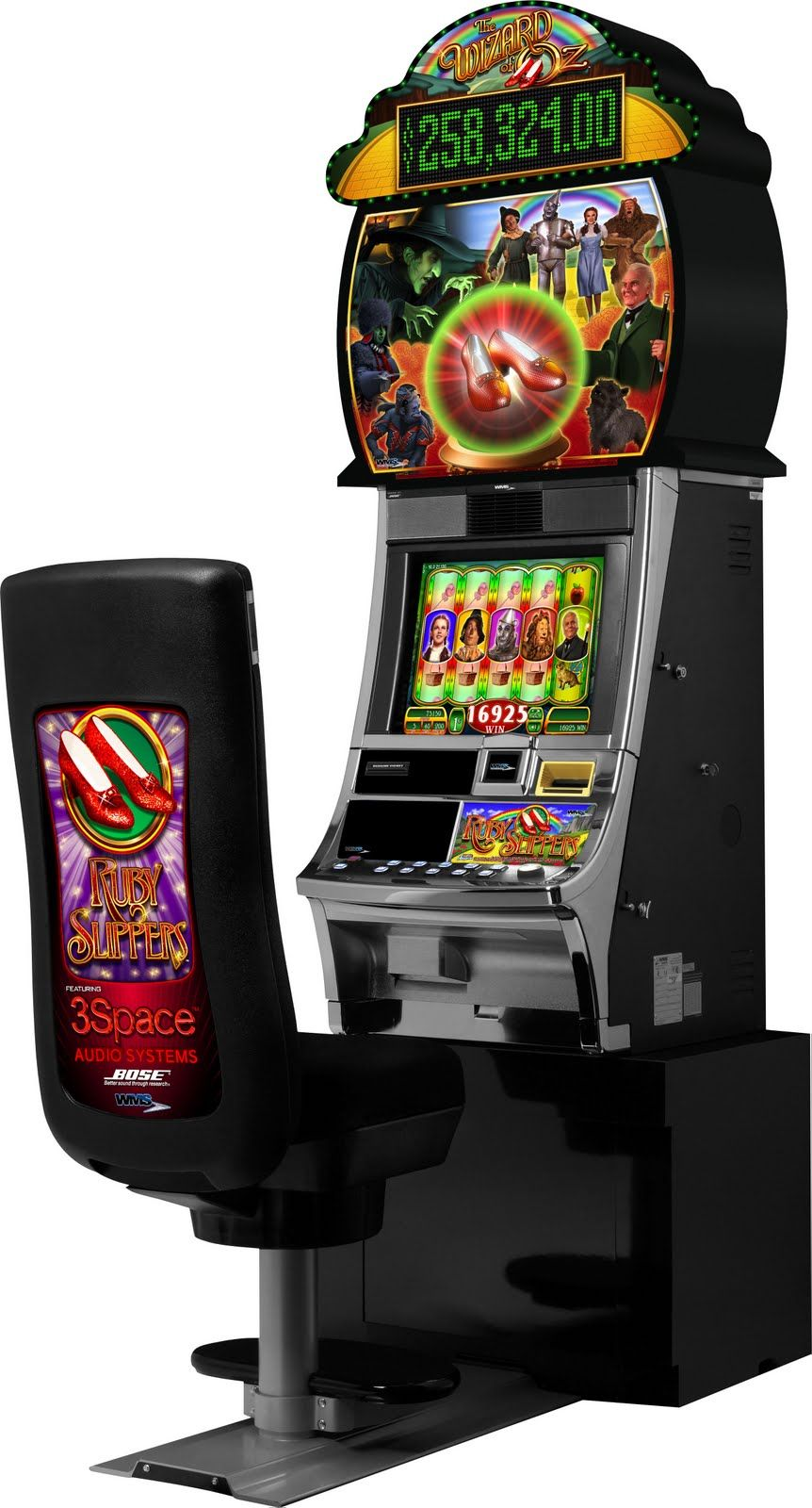 Play Online Slots and Win Some Serious Cash