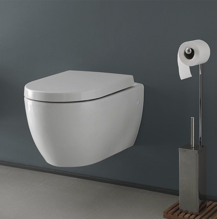 City 1 2 Gpf Elongated Toilet Bowl Seat Included Wall Mounted Toilet Nameeks Wall Hung Toilet