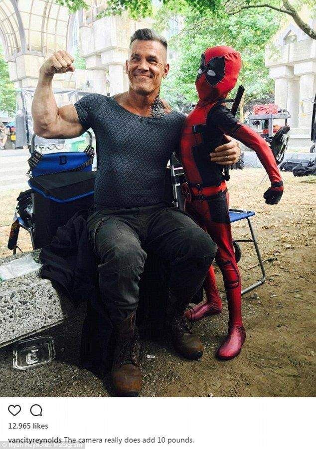 Deadpool 2 - Cable and Minipool