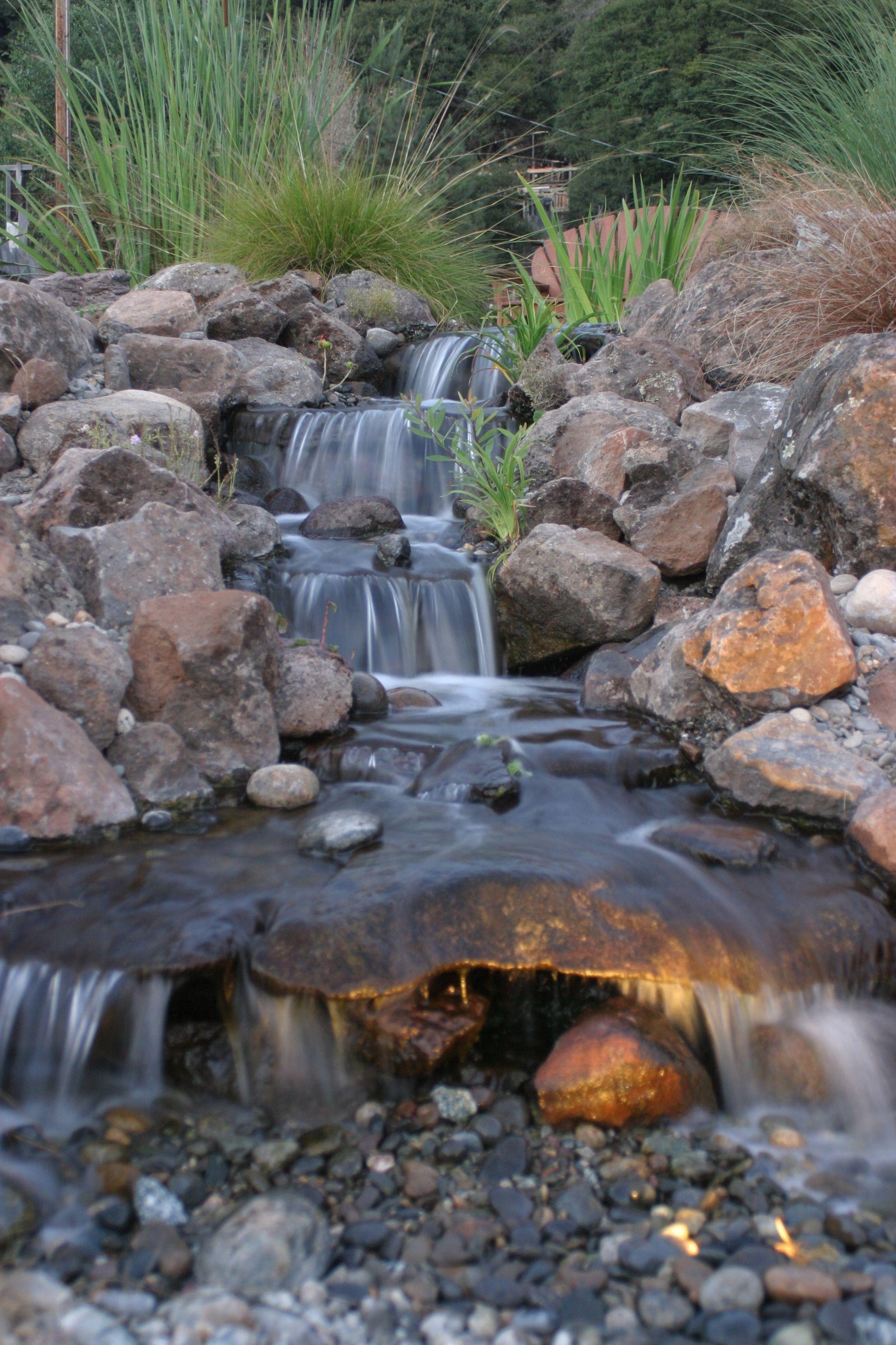 Pinspiration 90 Stylish Backyard & Garden Waterfalls