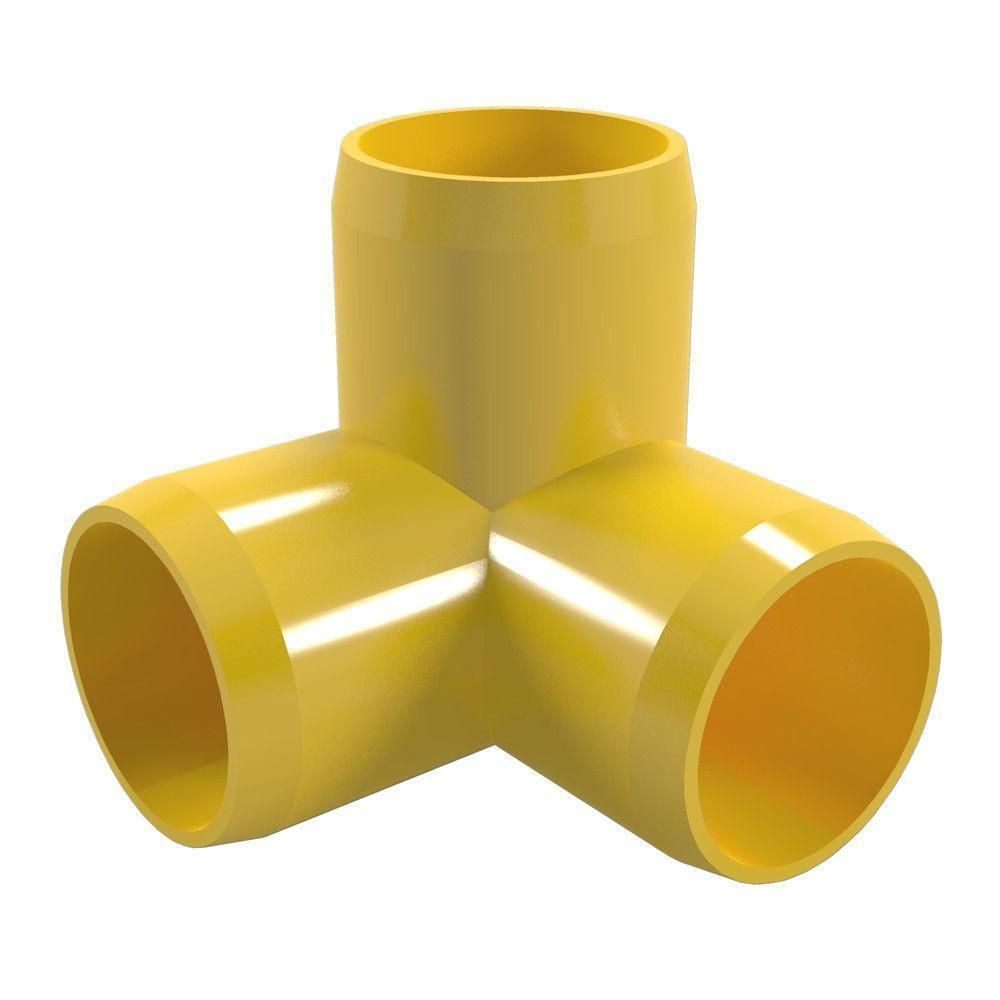 34 3 Way Pvc Elbow Fitting Furniture Grade Products