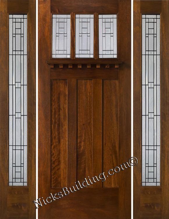 ... Front Door Craftsman Style Artsandcrafts Greenvillscrealestate ...  sc 1 st  Doors Design Modern & Arts And Crafts Exterior Doors Images - doors design modern