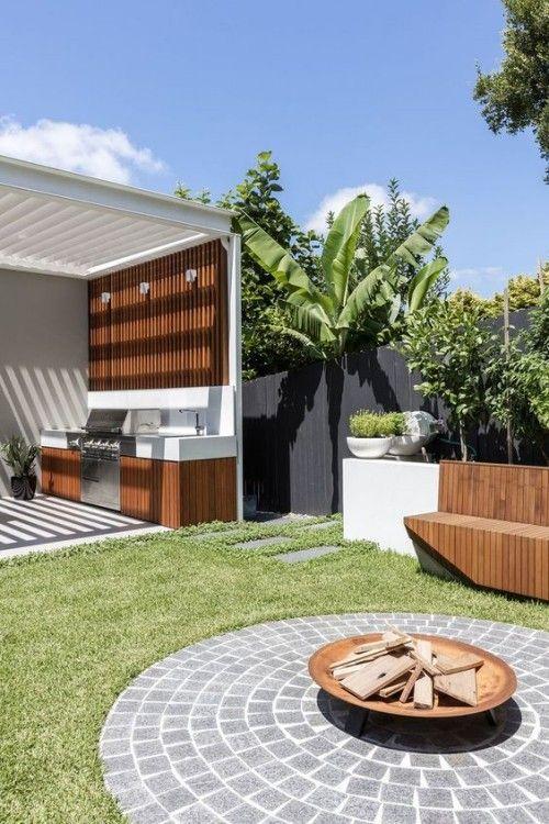Photo of Oase der Ruhe im kleinen Garten – Fresh Ideen für das Interieur, Dekoration und Landschaft