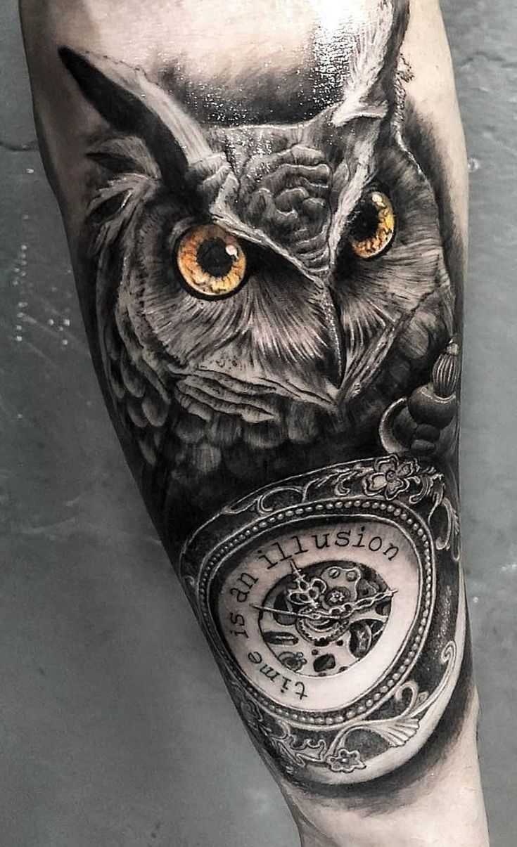 50 De Los Disenos De Tatuaje De Buho Mas Bellos Y Su Significado Para La Noche Tatuaje Buho Diseno De Tatuaje De Buho Dibujos De Tatuaje De Buho