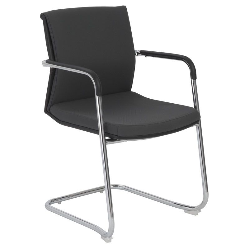 Barry Visitor Chair Set Of 2 Office Guest Chairs Chair Guest