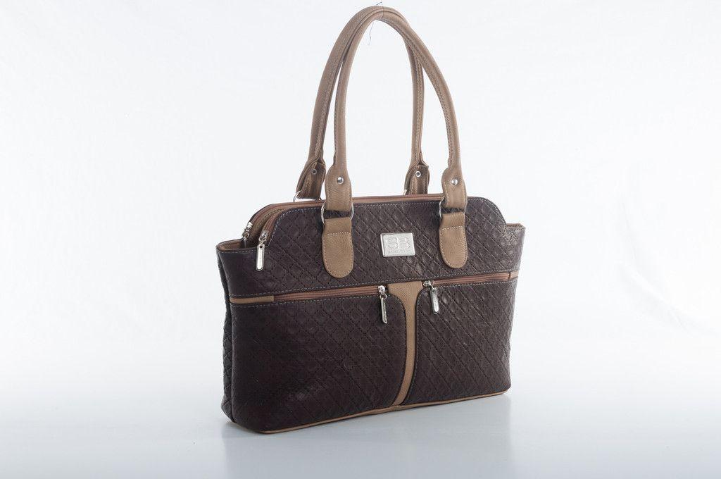 La bolsa tote multi pocket de Sarah Bustani Bags es espaciosa y ...