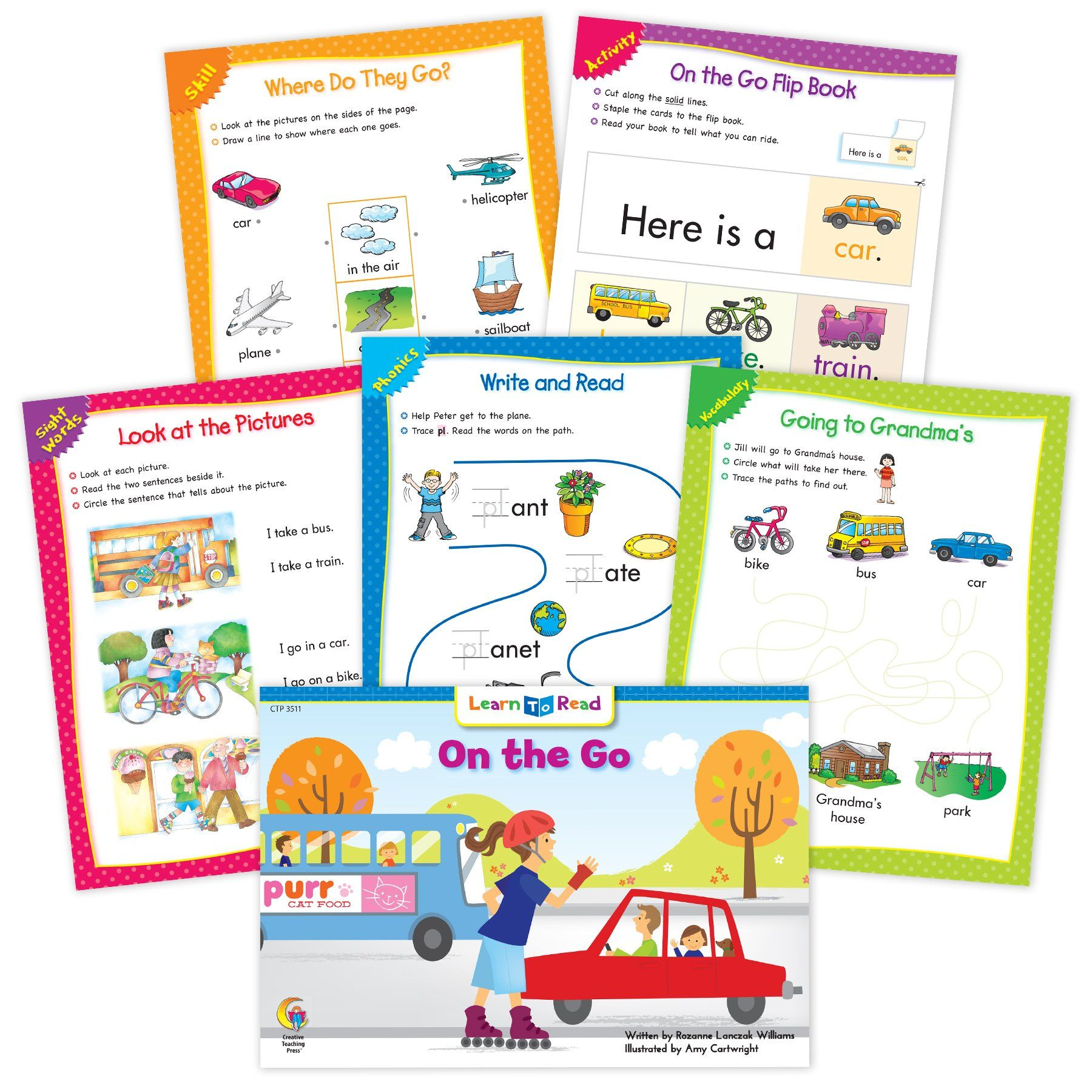 On The Go Ebook Amp Worksheets In
