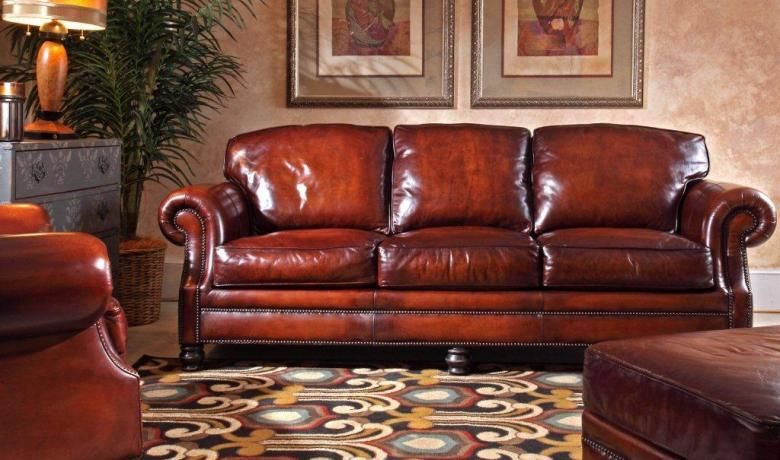 Super Deleon Leather Sofa Set Luxury Leather Furniture Machost Co Dining Chair Design Ideas Machostcouk