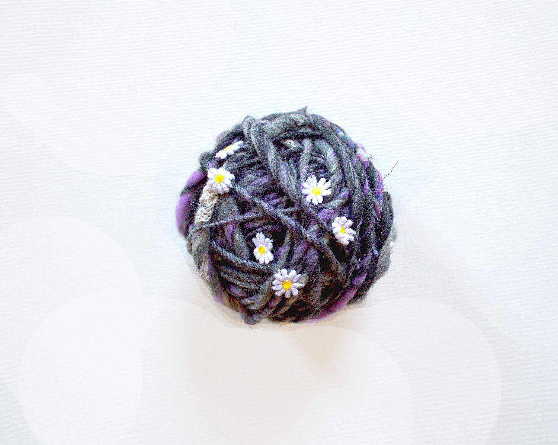 Daisy Chain Yarn Products Knitting, Daisy chain