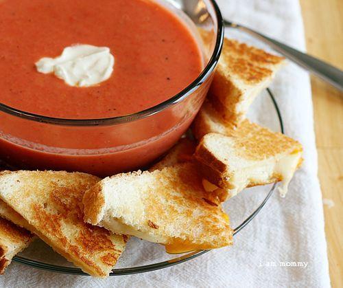 The BEST Tomato Soup Recipe ever!