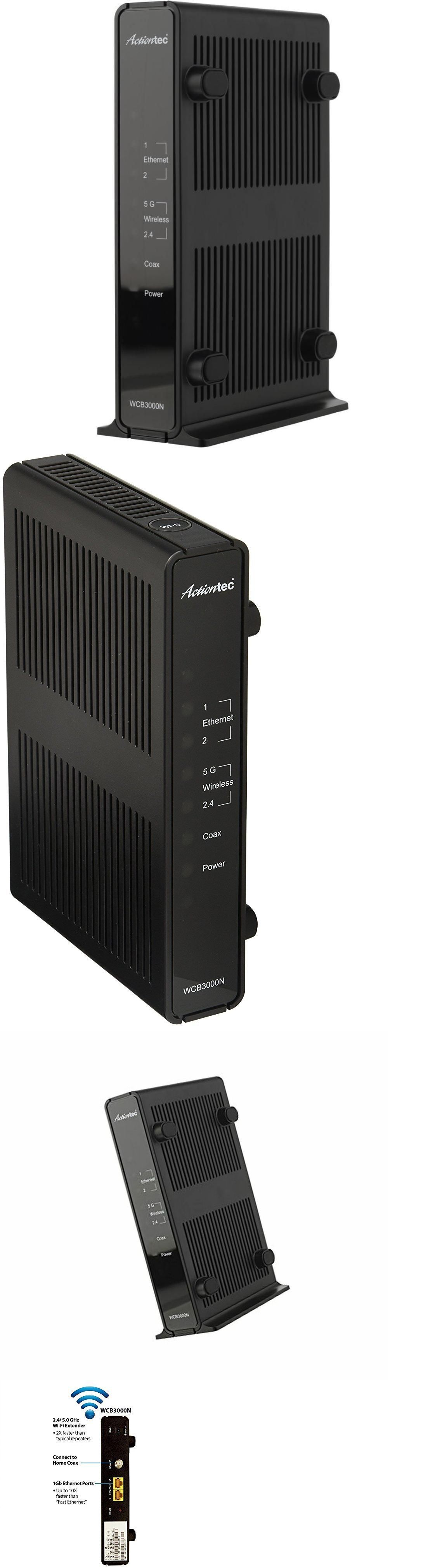 Dual Band Wireless Network Extender with MoCA /& Gigabit Actiontec WCB3000N