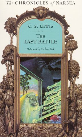 Image result for the last battle book cover